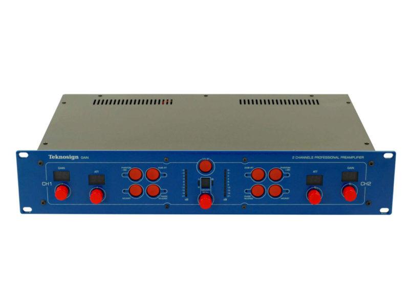 Mic Pre-Amplifiers